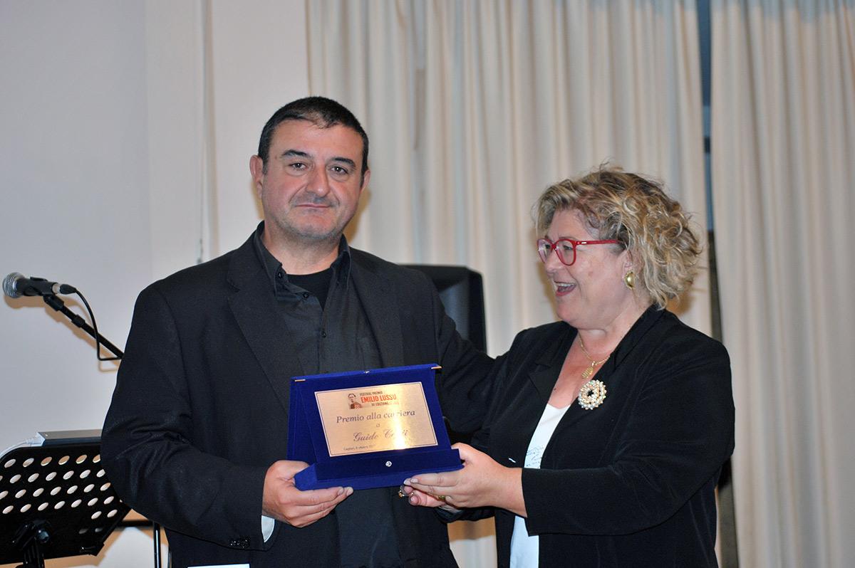 Premio Alla Carriera A Guido Conti / Festival Premio Emilio Lussu – III Edizione