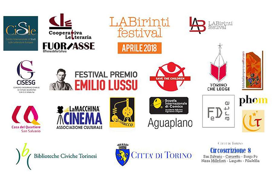 Anteprima Festival Premio Emilio Lussu IV Edizione A Torino, Casa Del Quartiere San Salvario, Durante Il LABirinti Festival III Edizione.