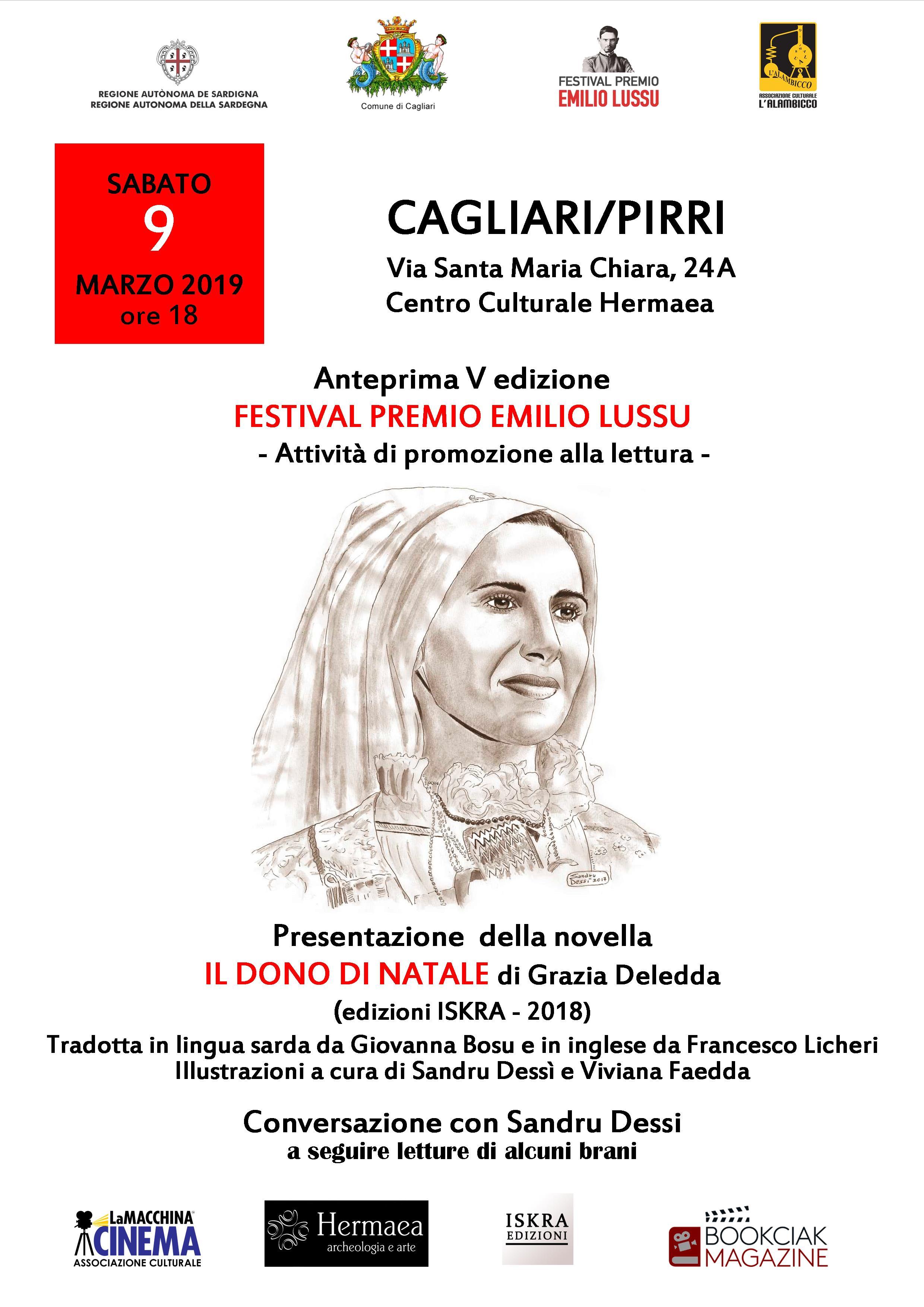 """Presentazione Novella """"Il Dono Di Natale"""" Di Grazia Deledda"""