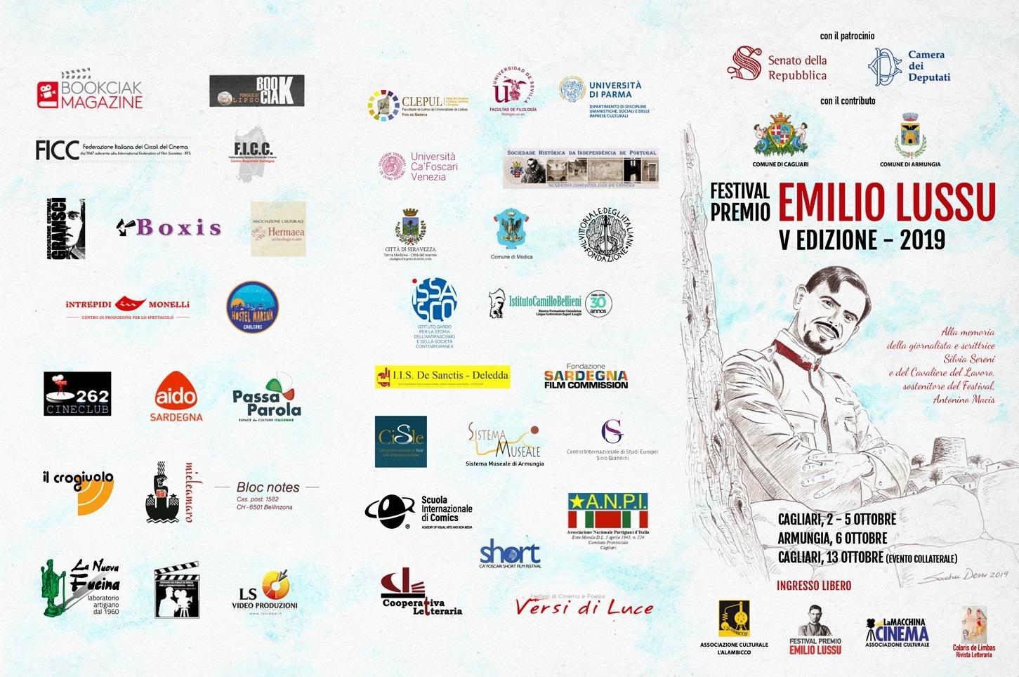 Conferenza Stampa Di Presentazione Della V Edizione Festival Premio Emilio Lussu
